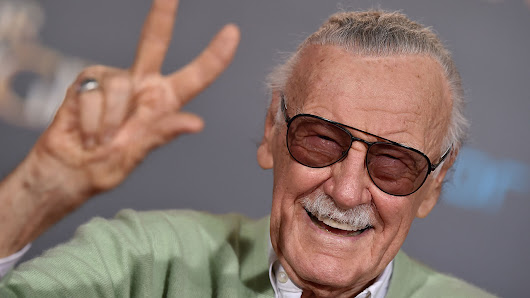 """The world of rock and metal reacts to Stan Lee's death"