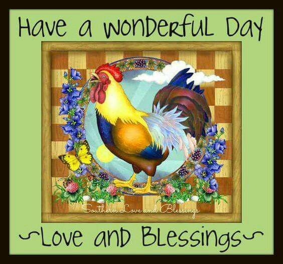 Have A Wonderful Day Love And Blessings Pictures Photos And