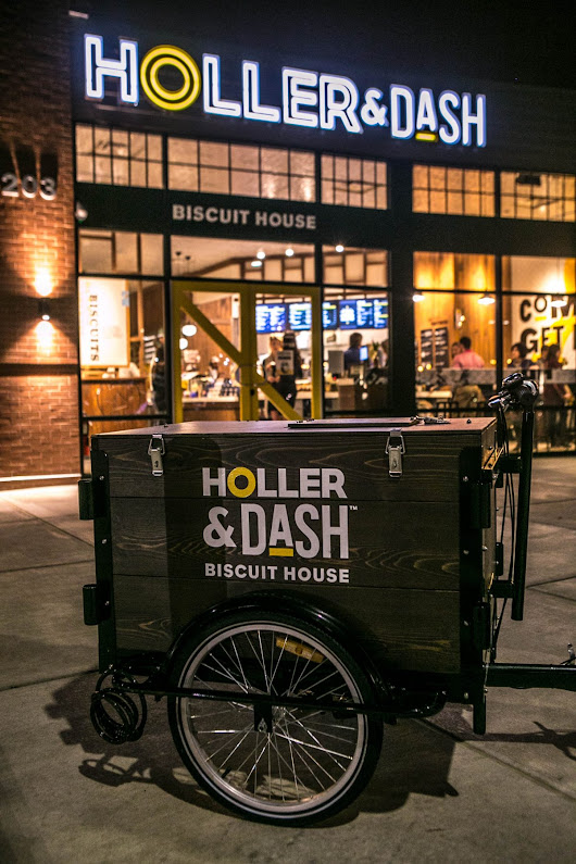 Holler & Dash Biscuit House in Brentwood TN