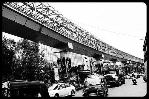 Say The Lovers Of Mumbai ... Dudes Thank You For Building The Bandra  Skywalk by firoze shakir photographerno1