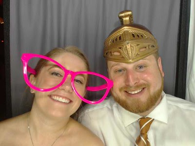 Lindsey & Michael Hill Wedding Photobooth