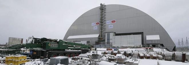 Resultado de imagen para Chernobyl + sarcofago