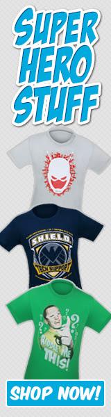 SuperHeroStuff.com - Reversible Jerseys!