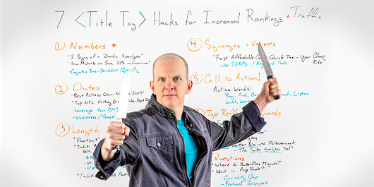 7 ‹Title Tag› Hacks for Increased Rankings + Traffic - Whiteboard Friday