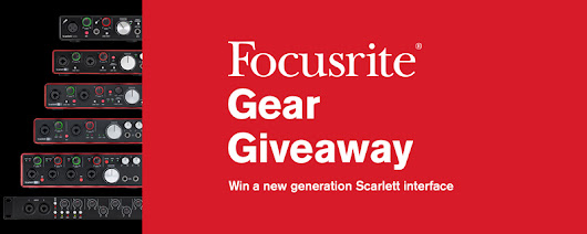 Win A Scarlett 2nd Gen Gear Giveaway