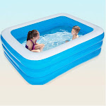 Large Size Kids Outdoor Children Inflatable Swimming Pool