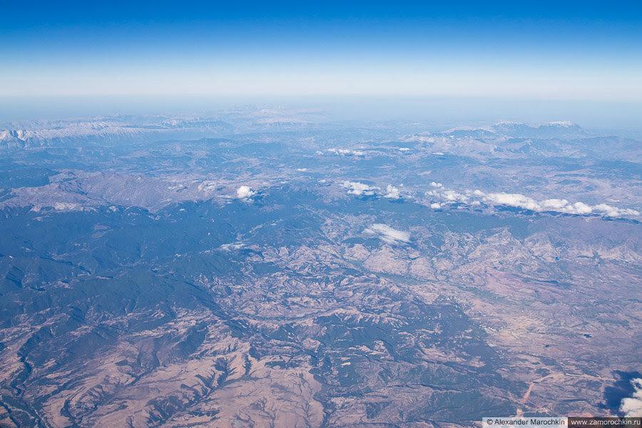 Пролетая над Балканами