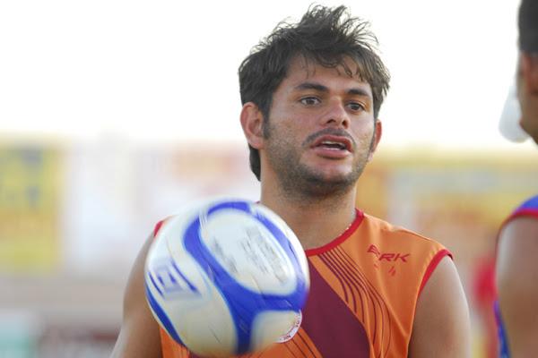 Júnior Xuxa recebeu proposta de equipe do Oriente Médio
