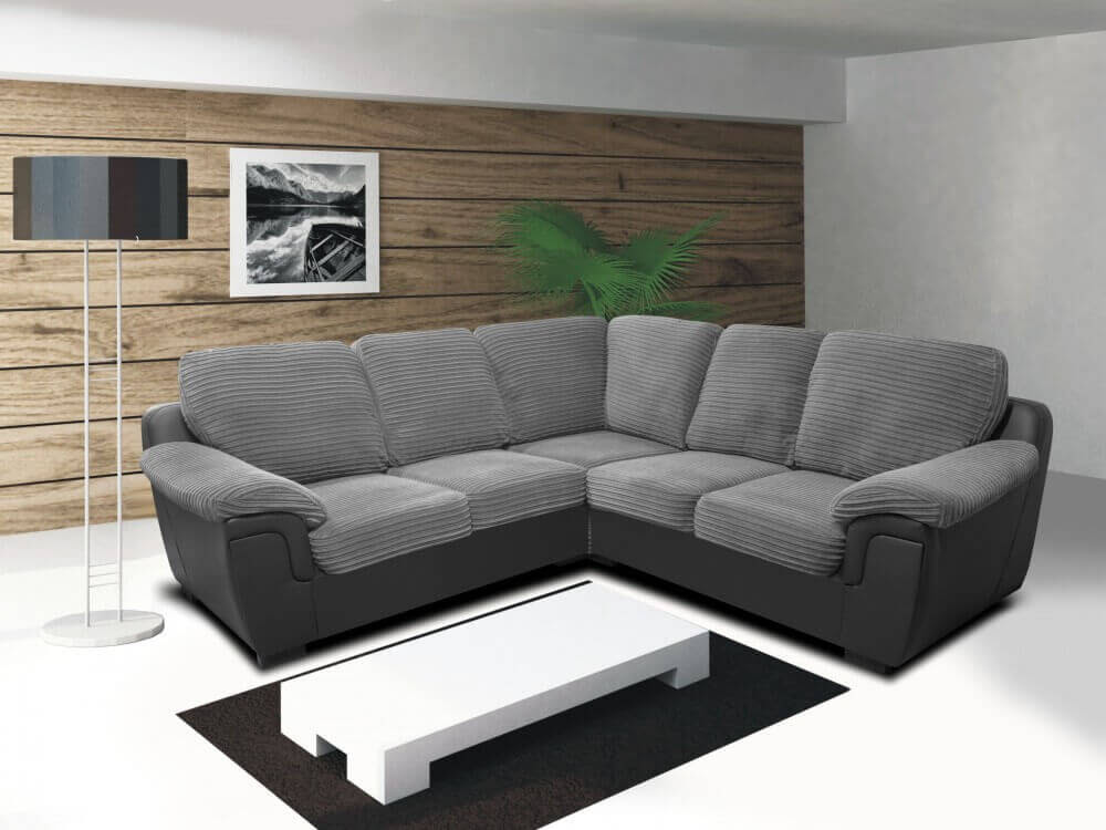 Most Creative Ideas To Make Cozy Fabric Corner Sofas