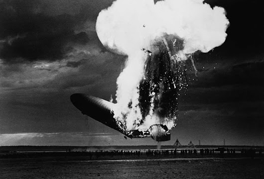 The Hindenburg Disaster | Airships.net