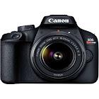 Canon EOS 4000D 18.0 MP SLR - Black - EF-S 18-55mm DC III Lens