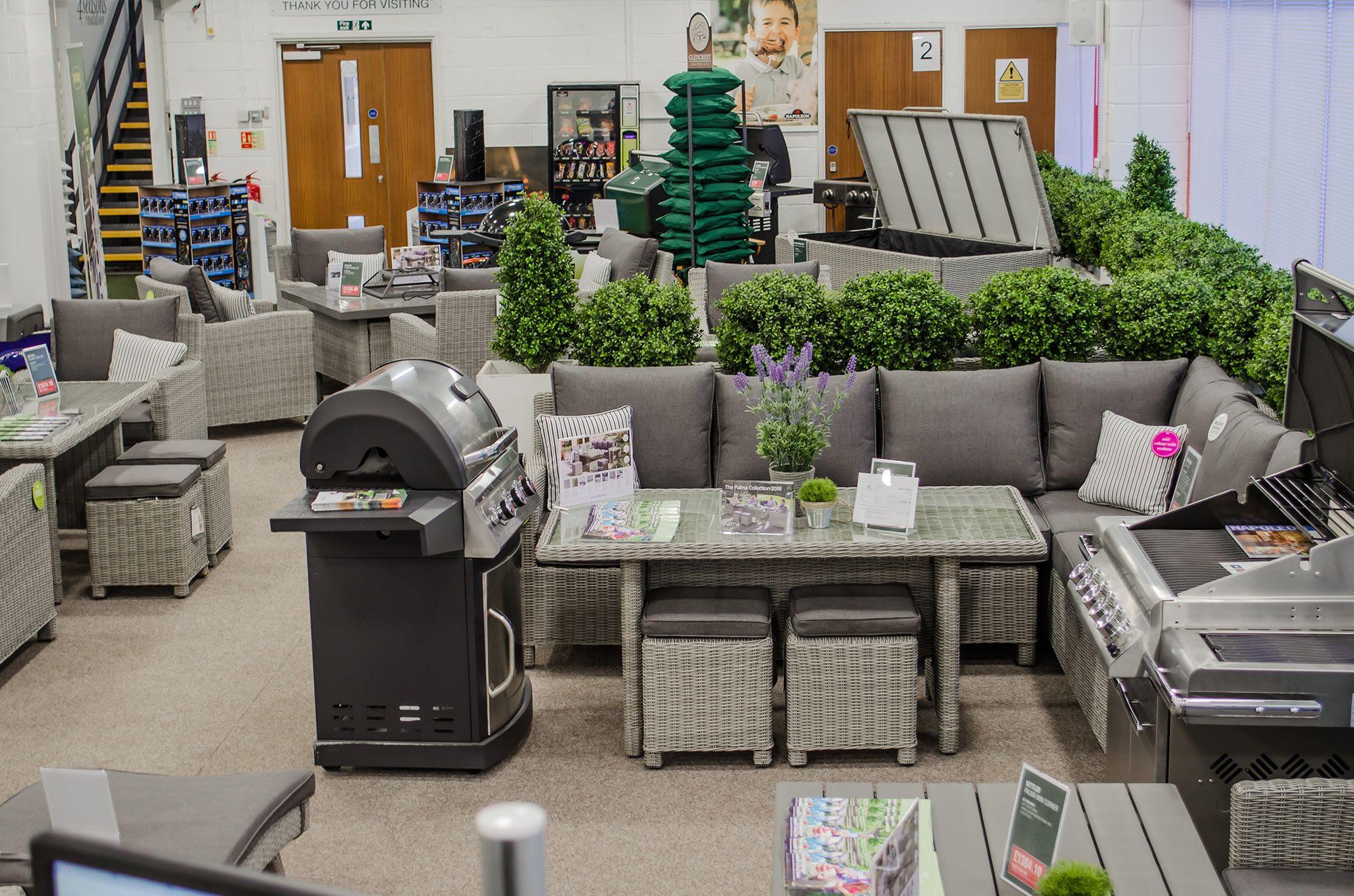 Rattan Garden Furniture Essex - Visit Our Showroom