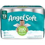 Angel Soft Toilet Paper 36 Double Rolls