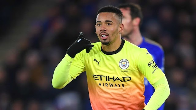 LEICESTER CITY 0 – 1 MANCHESTER CITY [PREMIER LEAGUE] HIGHLIGHTS 2019/20