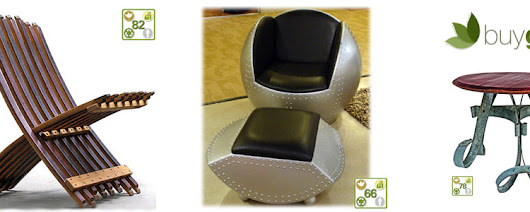 Eco Friendly Furniture | Greg's Green Living - Articles & Products for Living a Greener Life
