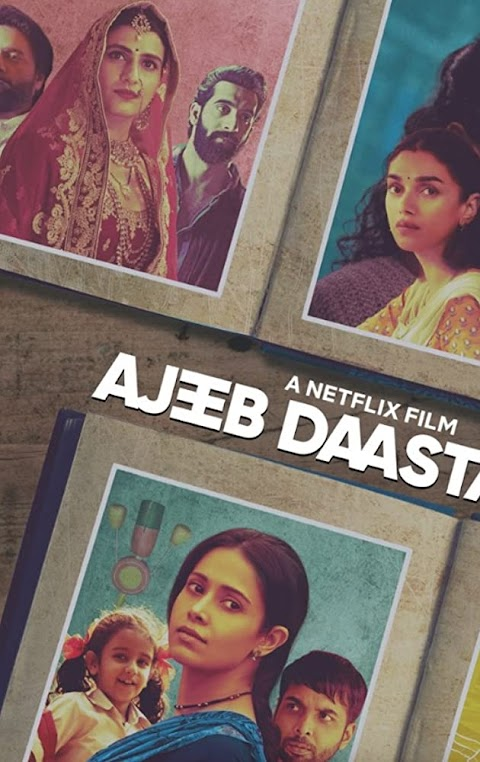 Ajeeb Daastaans (2021) 480p 720p 1080p Web-DL Hindi  | Netfix Film