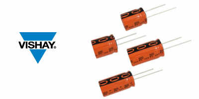 Vishay introduces a new series of ENYCAP energy storage capacitors