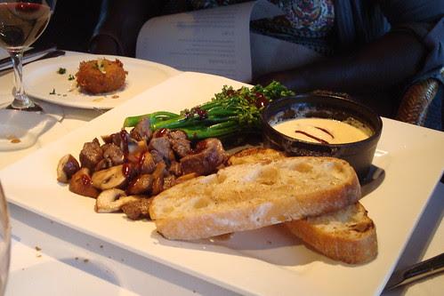 Boursin Cheese Fondue