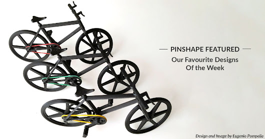 Pinshape Featured Designs - January 26th |