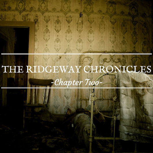 "Ridgeway Chronicles Chapter 2: ""Wake Up Mark!"""