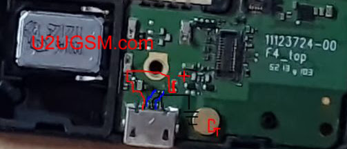 Nokia X RM-980 Usb Charging Problem Solution Jumper Ways