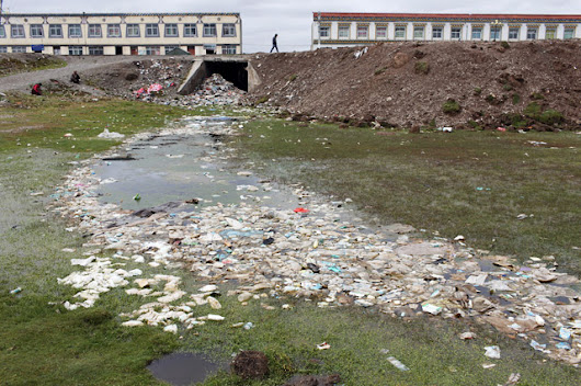 Tibet is One of World's Cleanest Areas...Except in the Places it Isn't - Sean Gallagher - Photographer, Beijing, China