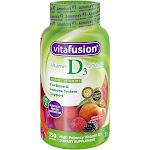 Vitafusion Vitamin D3 2000 Iu Gummy Vitamins - 150 Ea