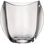 Majestic Crystal Table Vase, Clear
