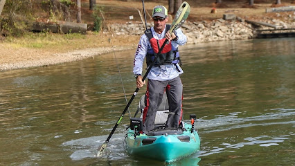 Kayak fishing community google for Beginner fishing kayak