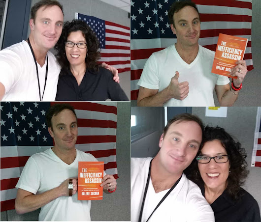 What can Jay Mohr teach you about time management?