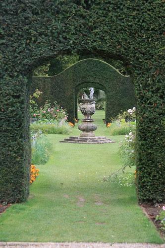 Garden, Castle Howard