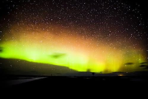 2013 11 26 - 6523 - Reykjahlíð - Aurora Borealis