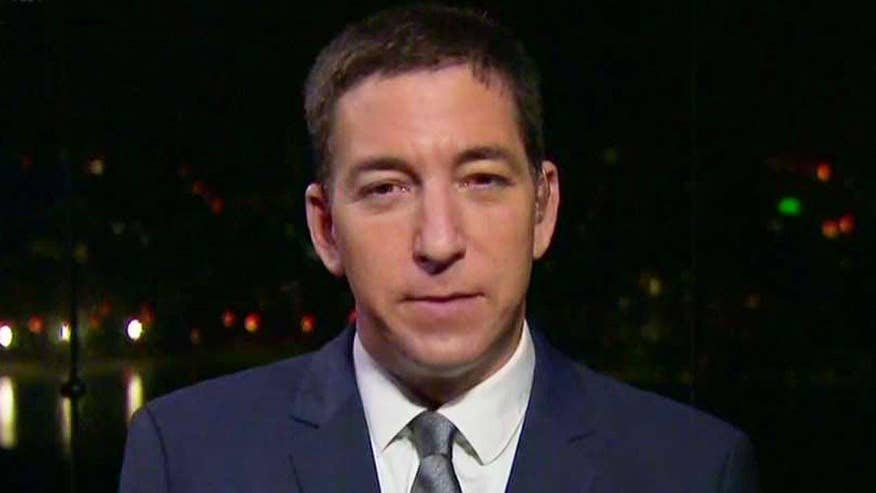 Image result for Glenn Greenwald: Democrats hoping intelligence agencies will 'undermine and subvert' Trump presidency
