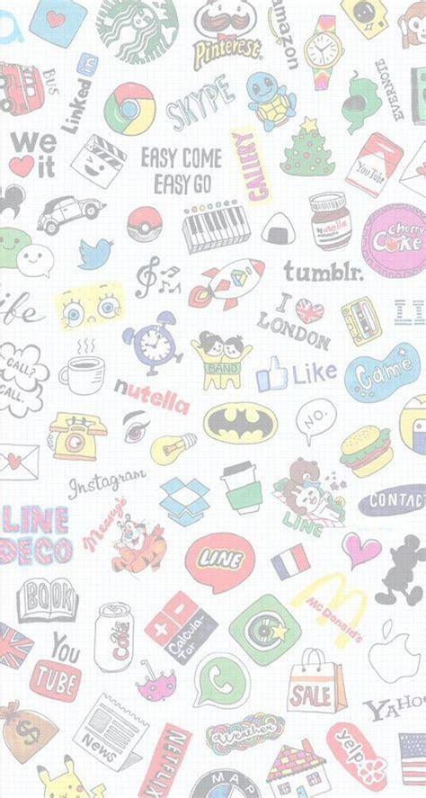 fondos unisex nutella buscar  google collage de emojis fondos de pantalla chulisimos fondos