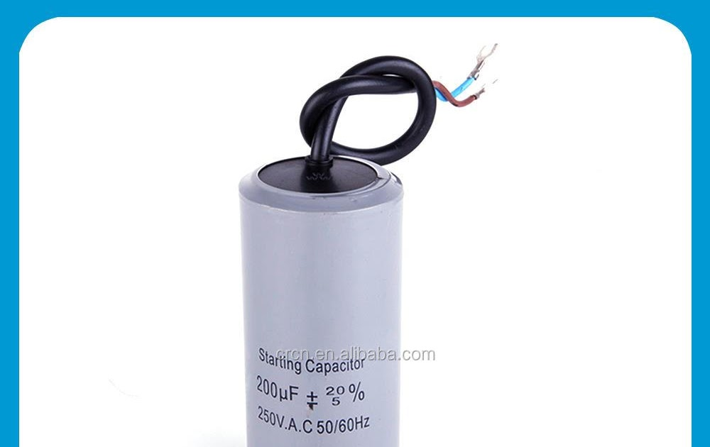 Condensateur cbb60 20uf for Condensateur moteur piscine