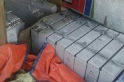 Polisi Tangkap Pencuri Baterai Gardu Telkom di Tebet