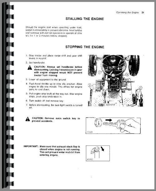 John Deere 2640 Parts Diagram