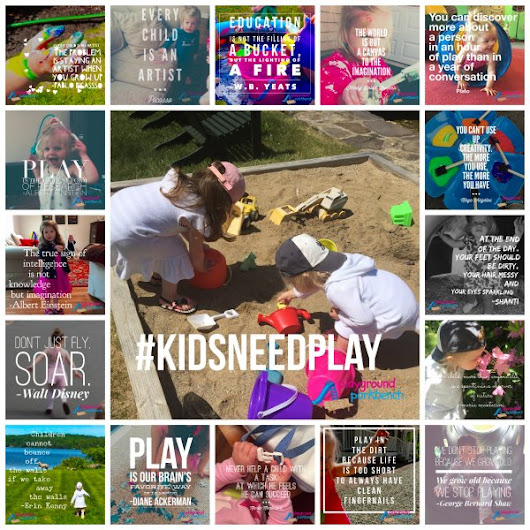The Importance of Play for Early Childhood Development - Playground Parkbench