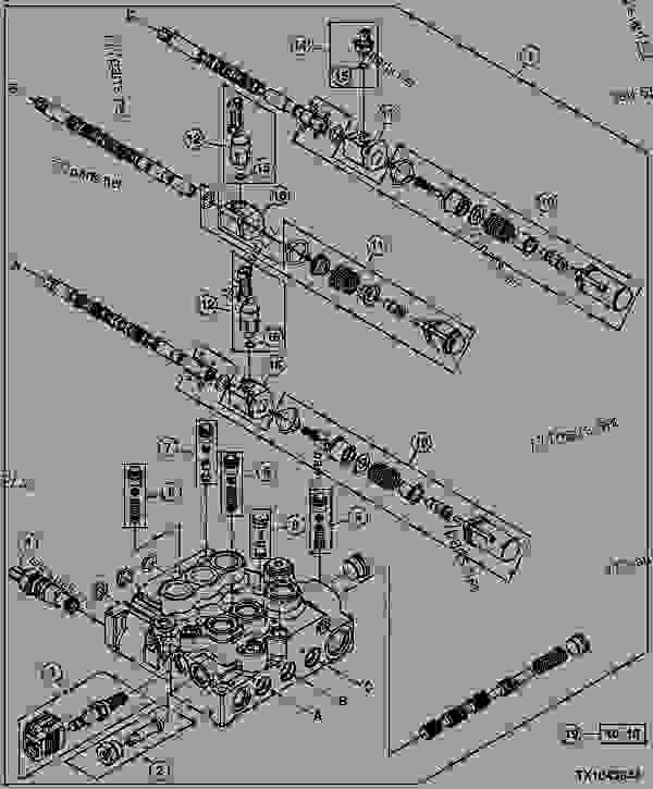 20 new john deere 240 skid steer wiring diagram