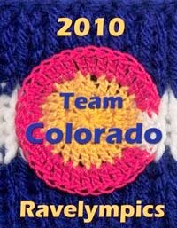 Team Colorado badge designed by me