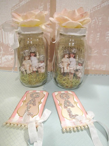 Wedding Jar Vignette! 9