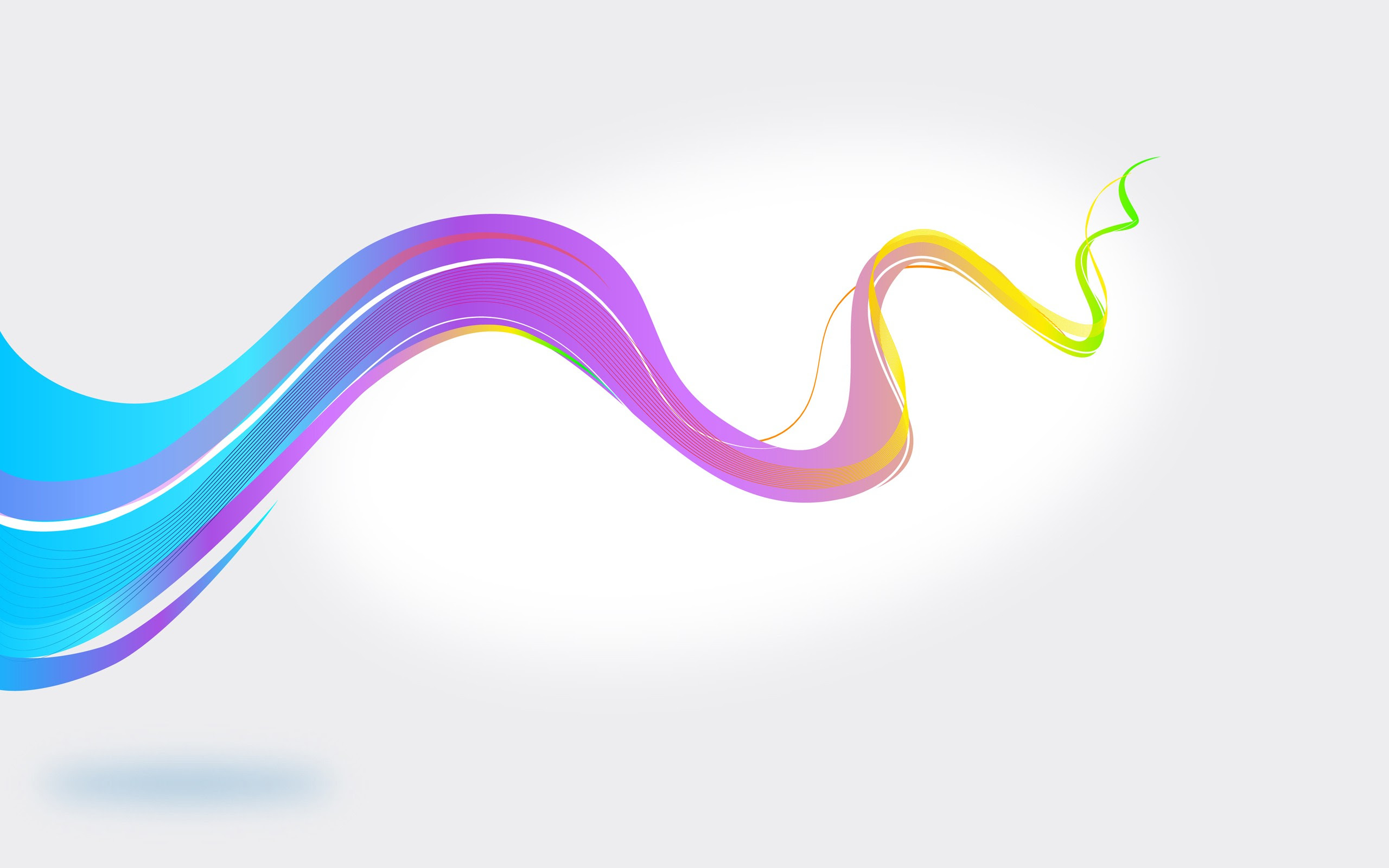 abstract, Wavy lines, Vector, Simple background Wallpapers ...