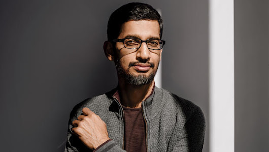 At Sundar Pichai's Google, AI Is Everything--And Everywhere