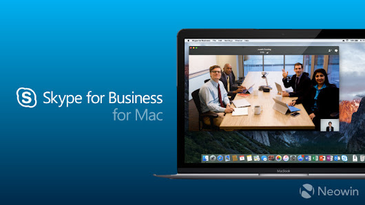 "Microsoft makes it official, announces ""all new Skype for Business for Mac"" Public Preview"