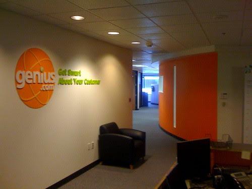 Genius front office