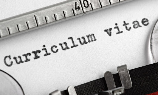 Top tips: how to write a perfect CV and cover letter
