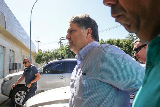 Garotinho foi preso no dia 13 de setembro (Foto: Carlos Grevi)