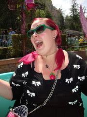 Disneyland Day 1: Joyful Teacup