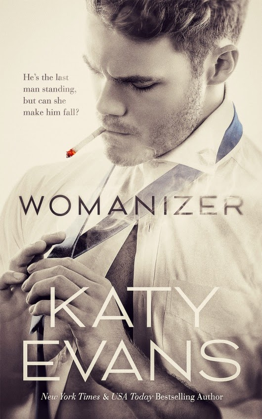 Release Blitz ~ Womanizer by Katy Evans