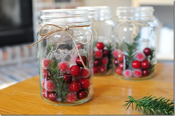 mason jars 150x150 mason jars filled with christmas pickssnow and creative diy mason jars for the holidays how to make christmas mason jar - Christmas Jar Decorations